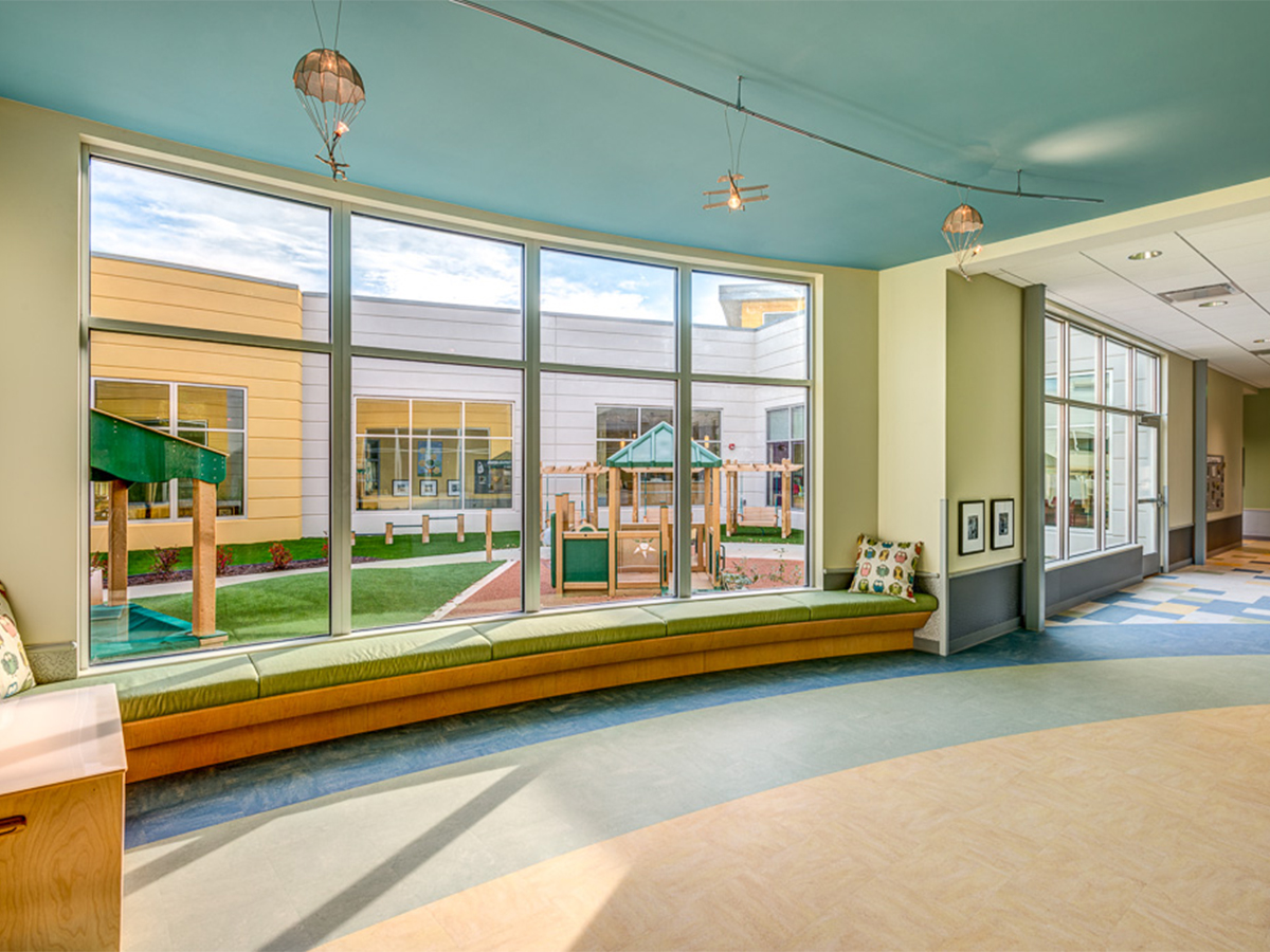 Lexmark International, Inc. childcare facility case study | Hixson Architecture