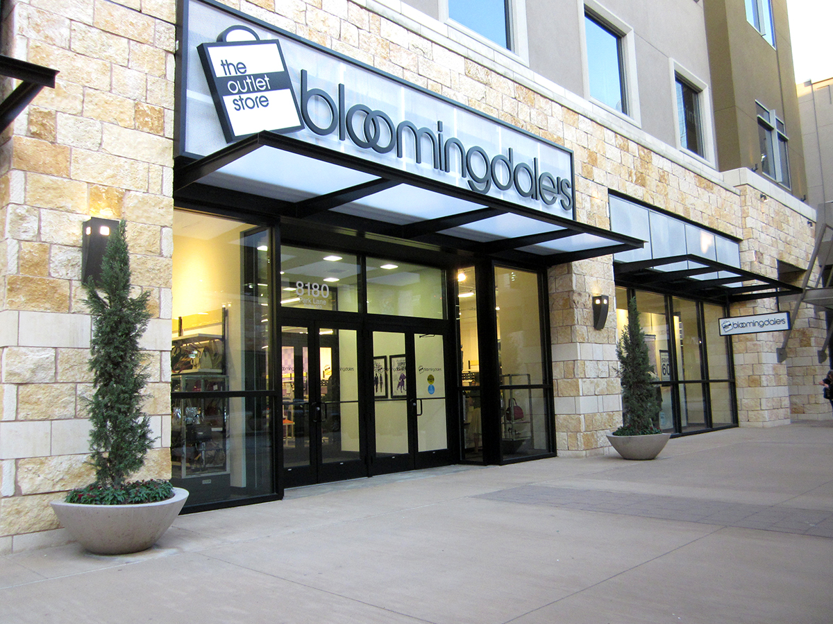 Bloomingdales the outlet store inc