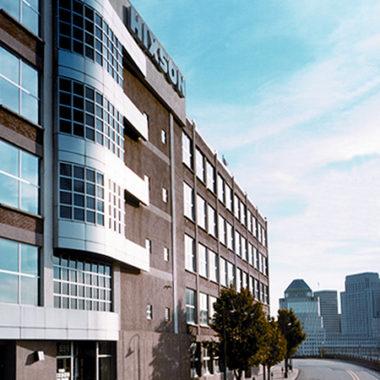Hixson corporate headquarters building downtown Cincinnati