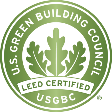 US Green Building Council LEED Certified logo