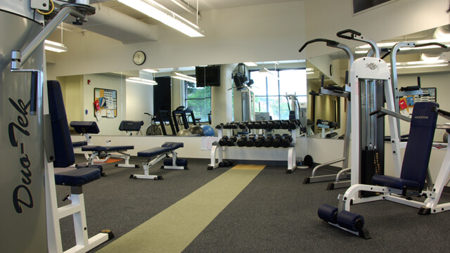 Hixson fitness center